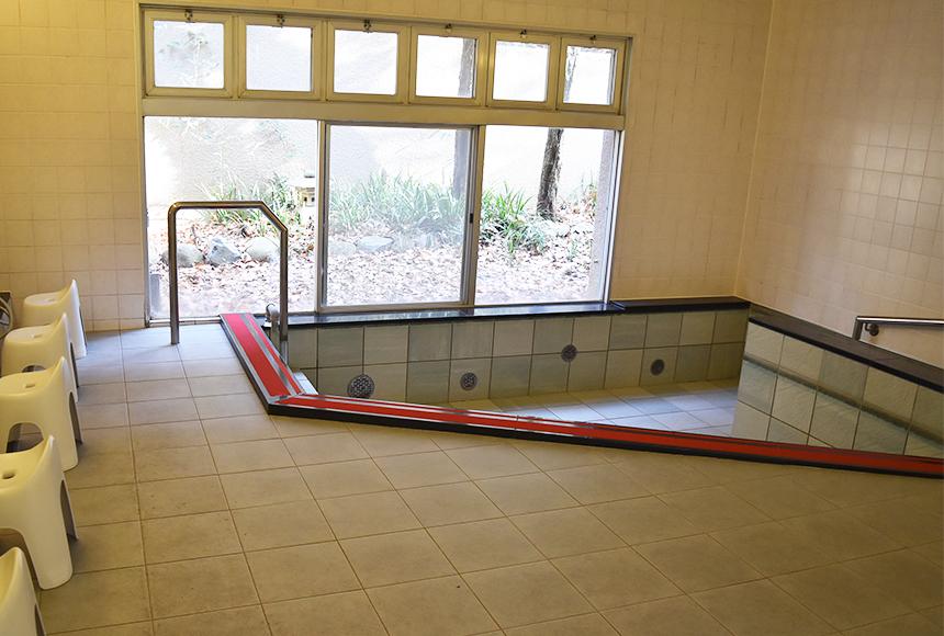 枚方市総合福祉センター : 浴室 : Image Gallery01