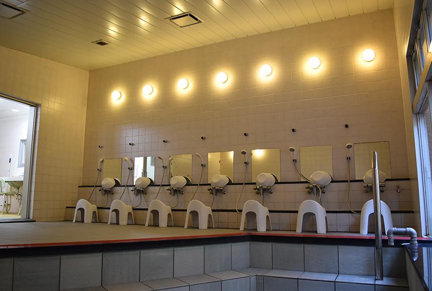 枚方市総合福祉センター : 浴室 : Image Gallery02