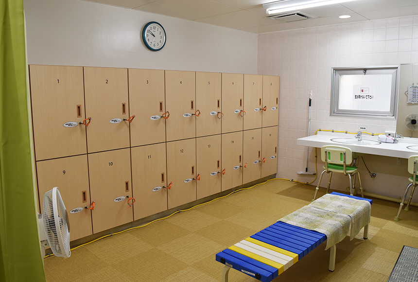 枚方市総合福祉センター : 浴室 : Image Gallery03