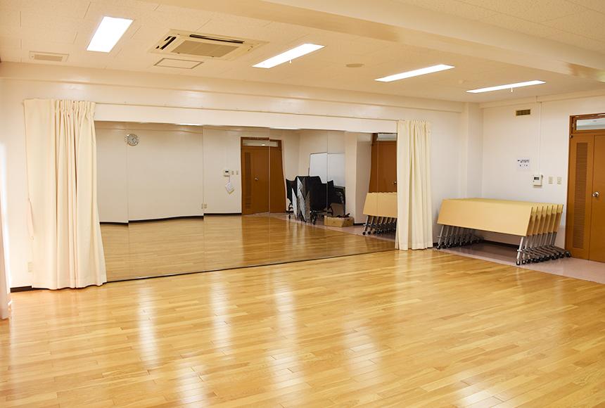 枚方市 総合福祉センター : 第3会議室