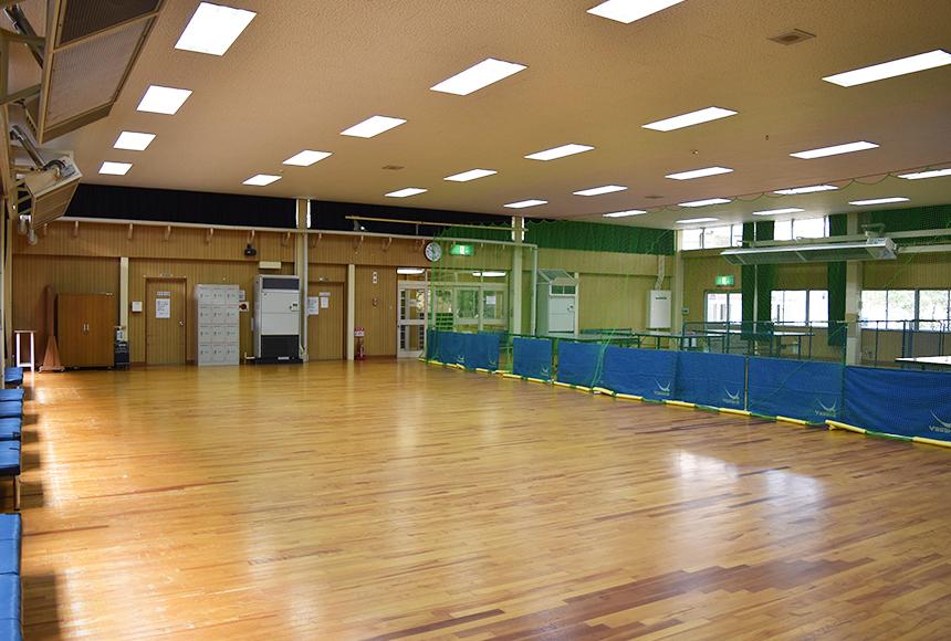 枚方市総合福祉センター : 体育室 : Image Gallery03
