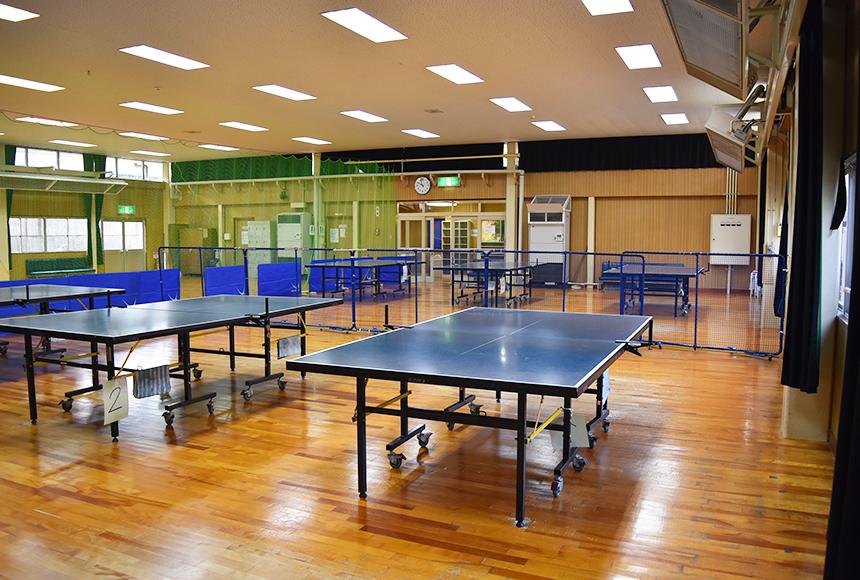 枚方市総合福祉センター : 体育室 : Image Gallery04