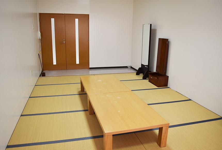 枚方市 総合福祉センター : 第1和室
