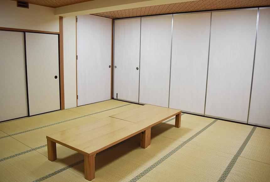 枚方市総合福祉センター : 第2和室 : Image Gallery02