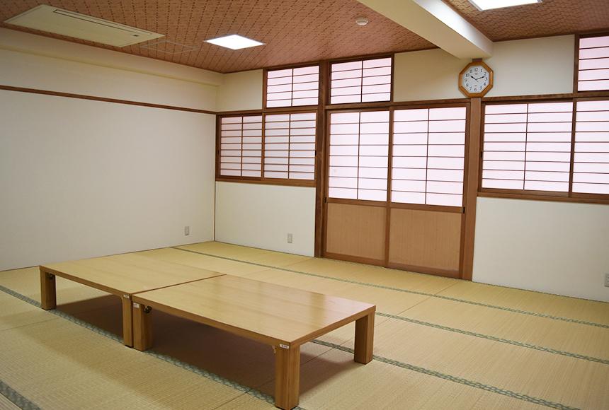 枚方市総合福祉センター : 第3和室 : Image Gallery01