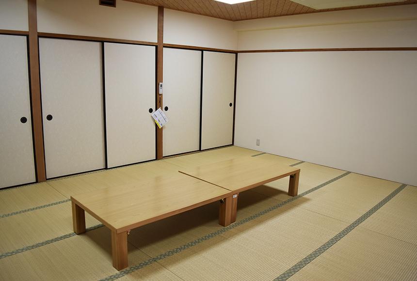 枚方市総合福祉センター : 第3和室 : Image Gallery02
