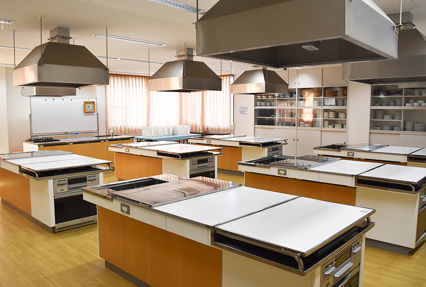 枚方市総合福祉センター : 調理室 : Image Gallery01