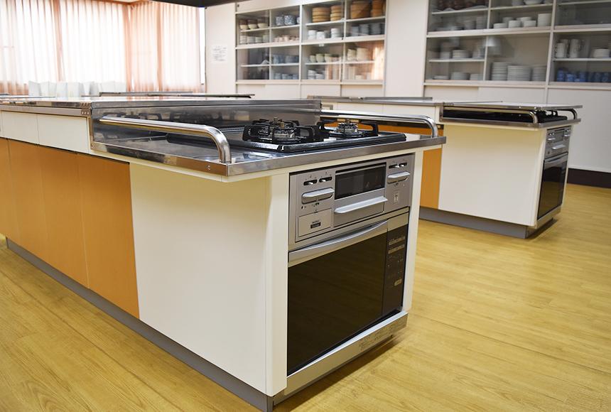 枚方市総合福祉センター : 調理室 : Image Gallery02
