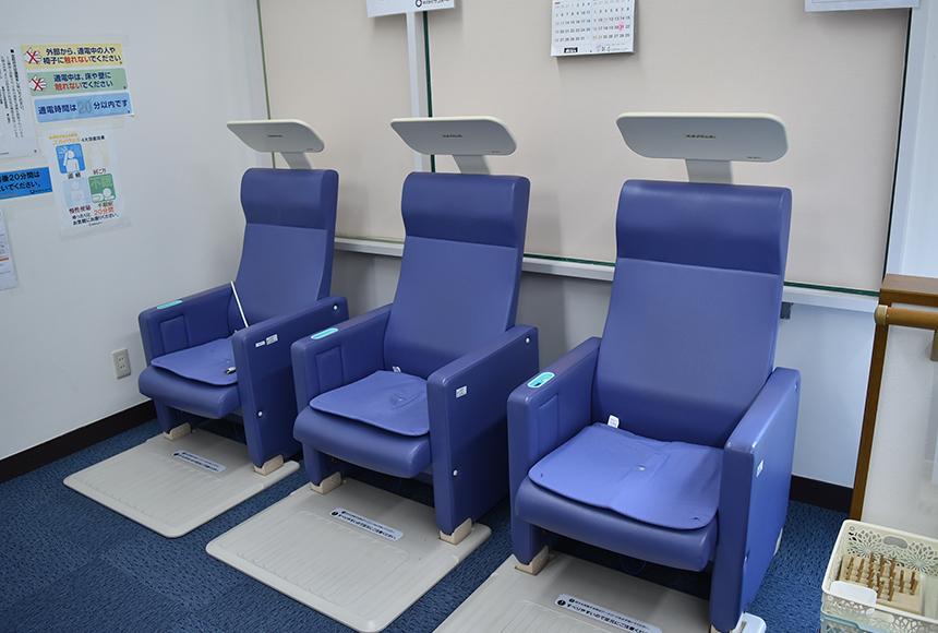枚方市総合福祉センター : 機能回復訓練室 : Image Gallery02